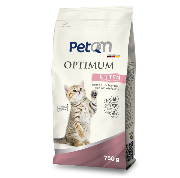 PetQM Optimum Kitten